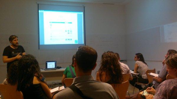 Taller ONG 2.0 en CajaGranada
